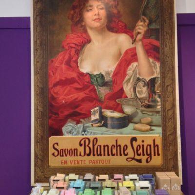 Savon Blanche Leigh - Duftende Seifen bei Molinard