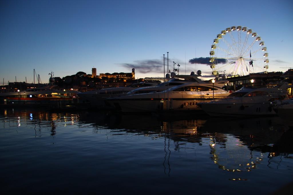 Vieux Port - Der Hafen von Cannes