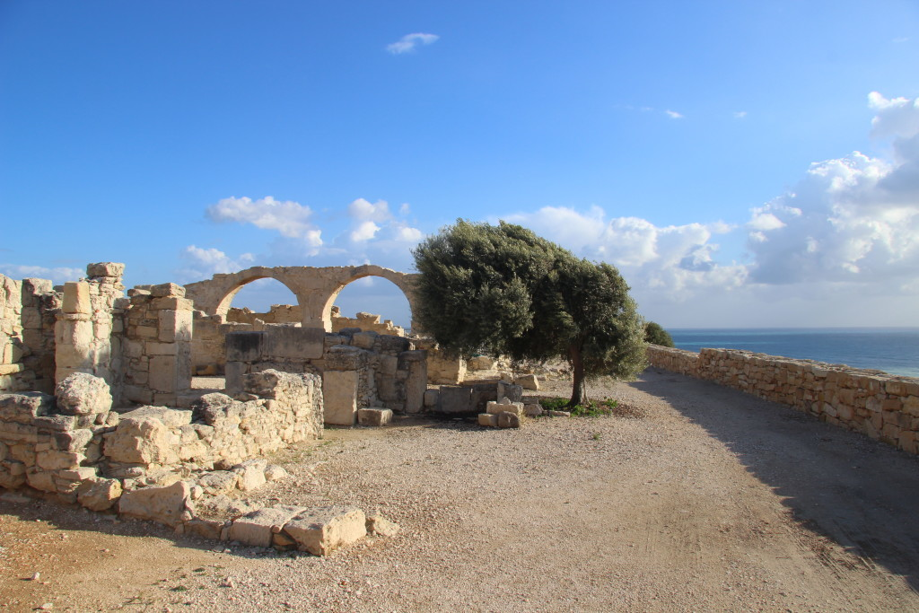 Antike Bögen in Kourion