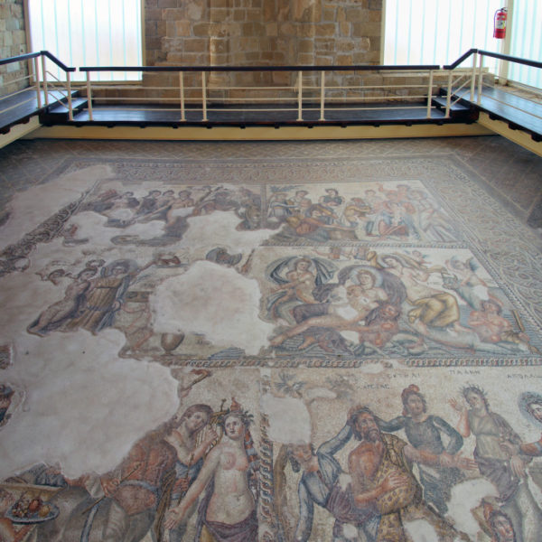 Paphos: House of Aion - Reception Hall