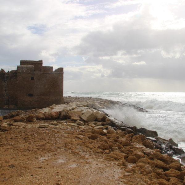 Kastell in Paphos