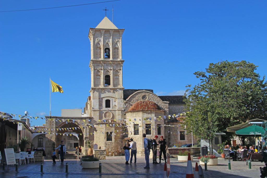 Lazarus-Kirche in Larnaca