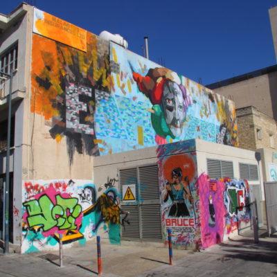 Streetart in Limassol