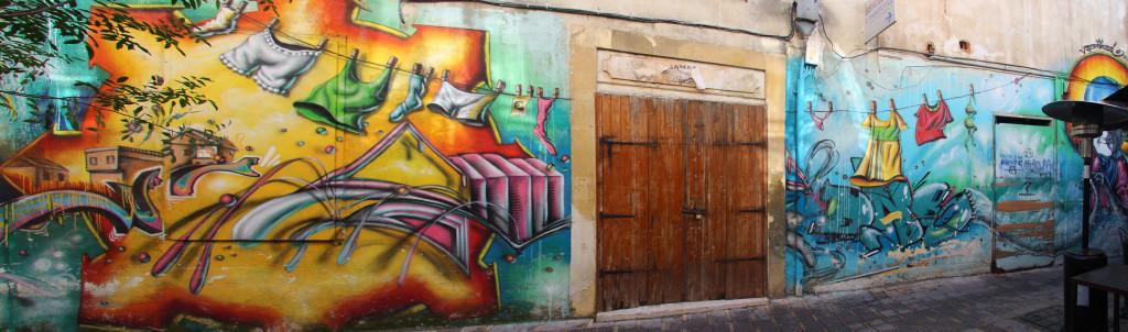 Streetart in Nikosia