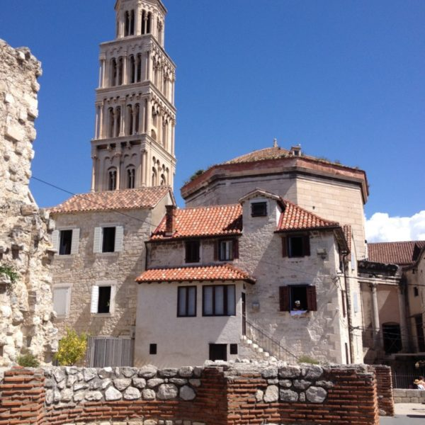 Kathedrale Sveti Duje von Split